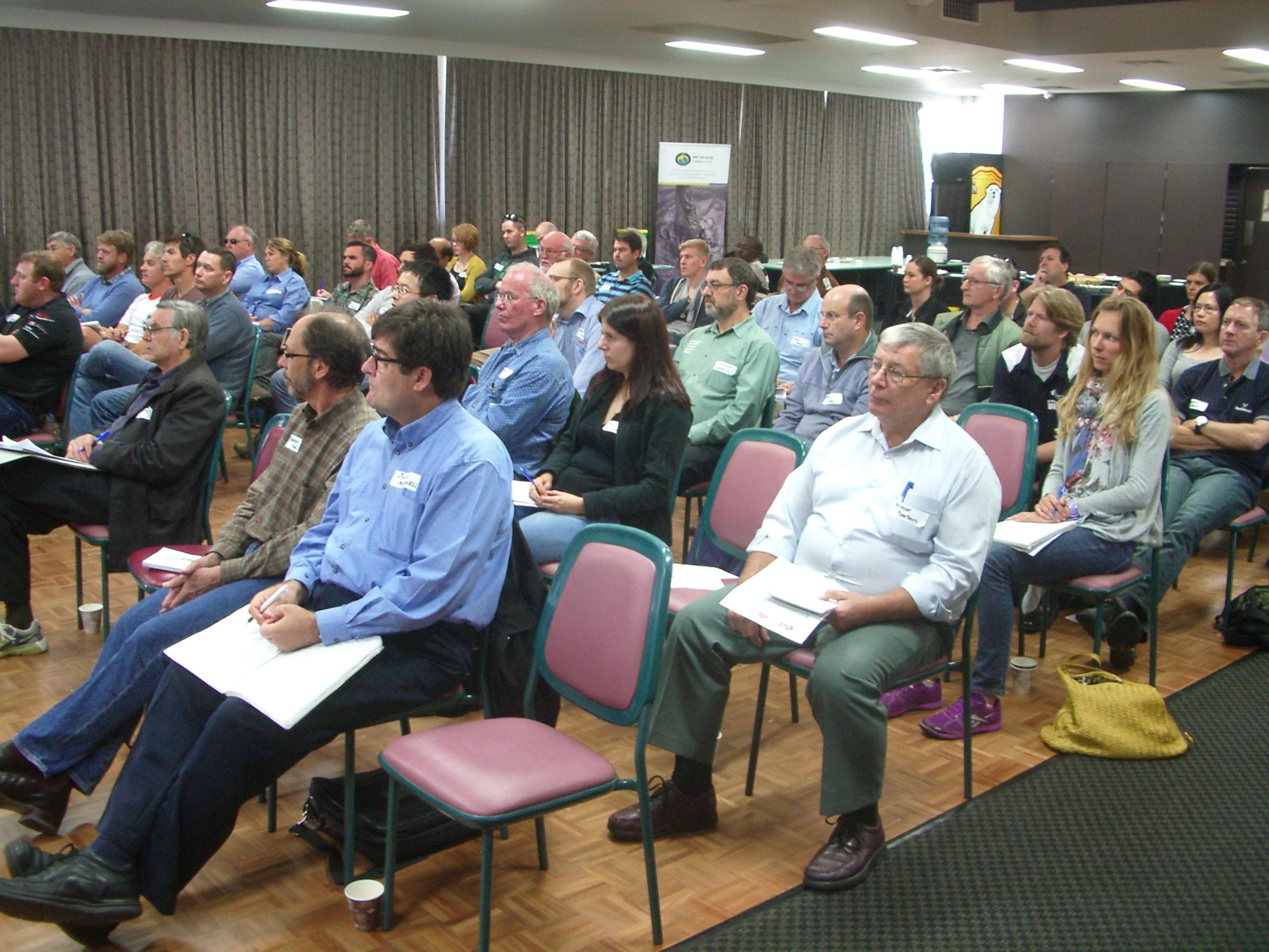 55 participants enjoyed an informative seminar
