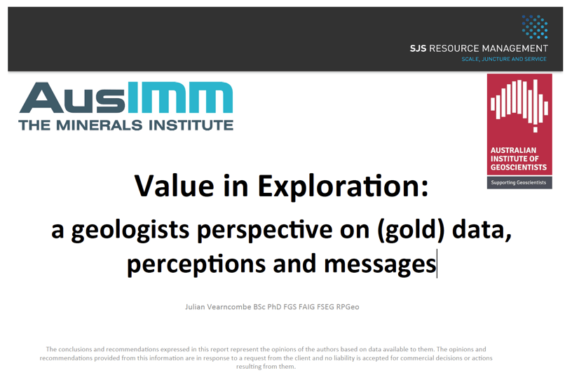 Value in Exploration