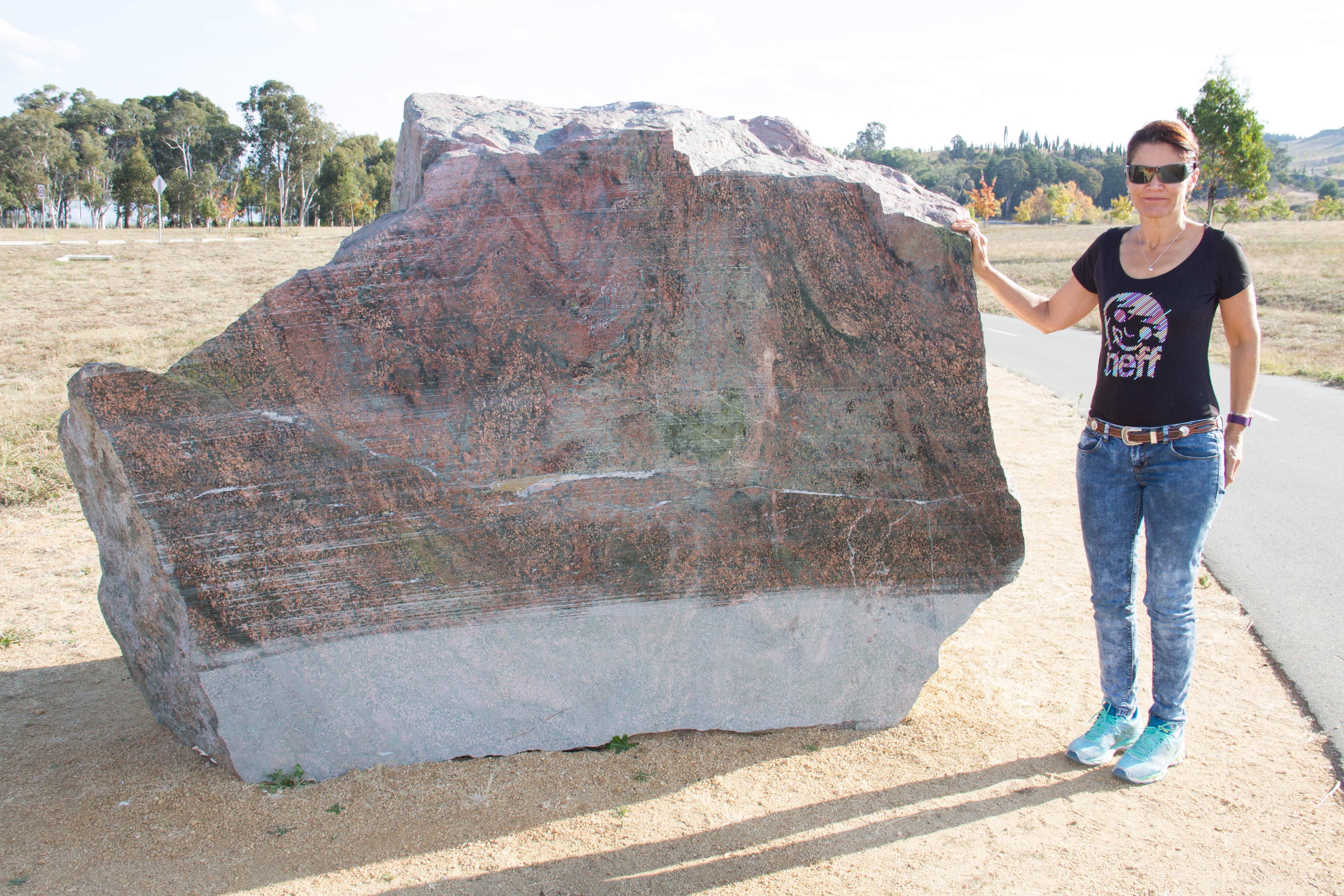National Rock Garden Update Australian Institute Of
